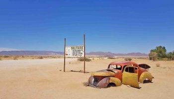 deserto del namib solitaire