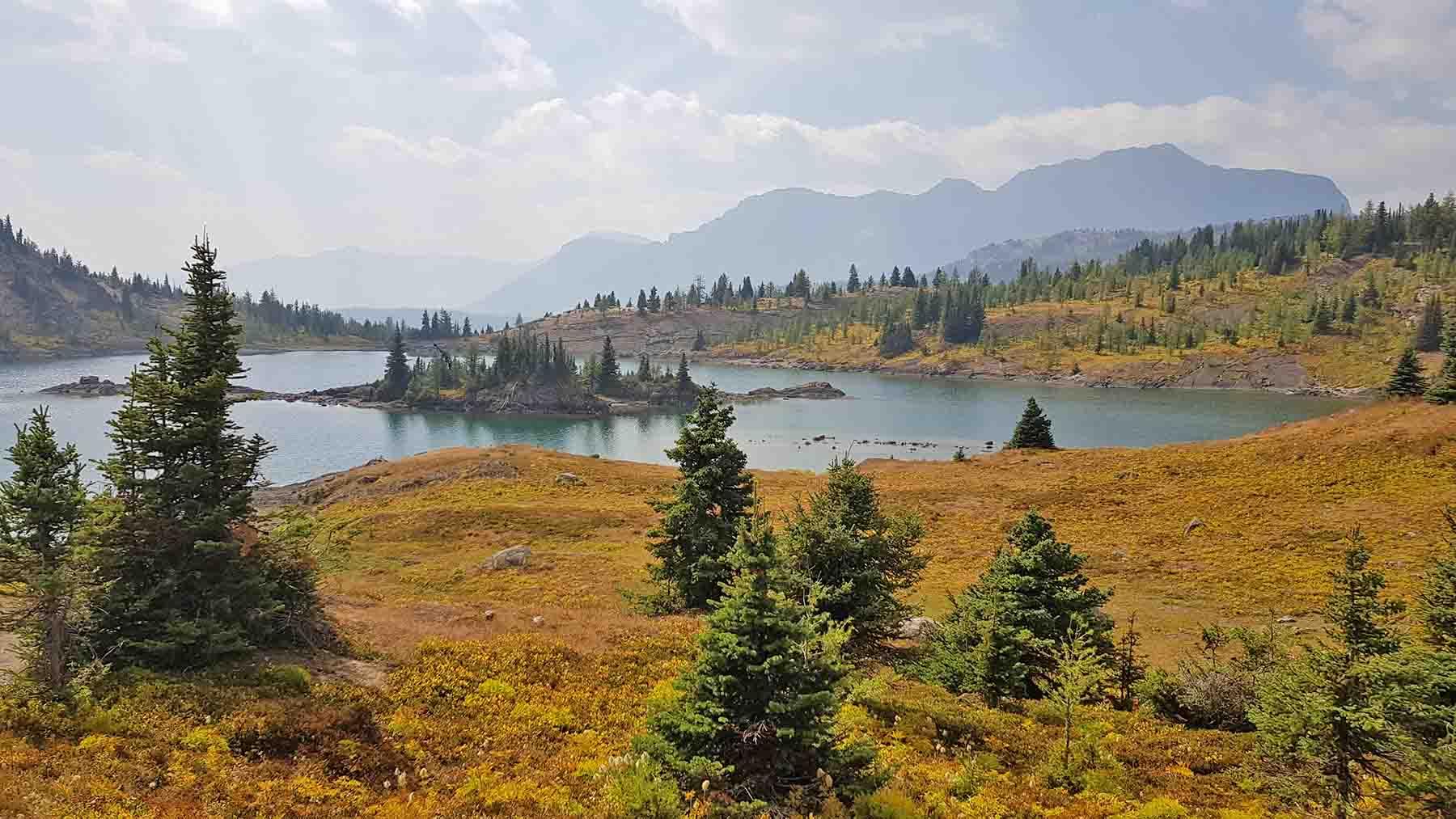 parco nazionale banff canada passeggiate