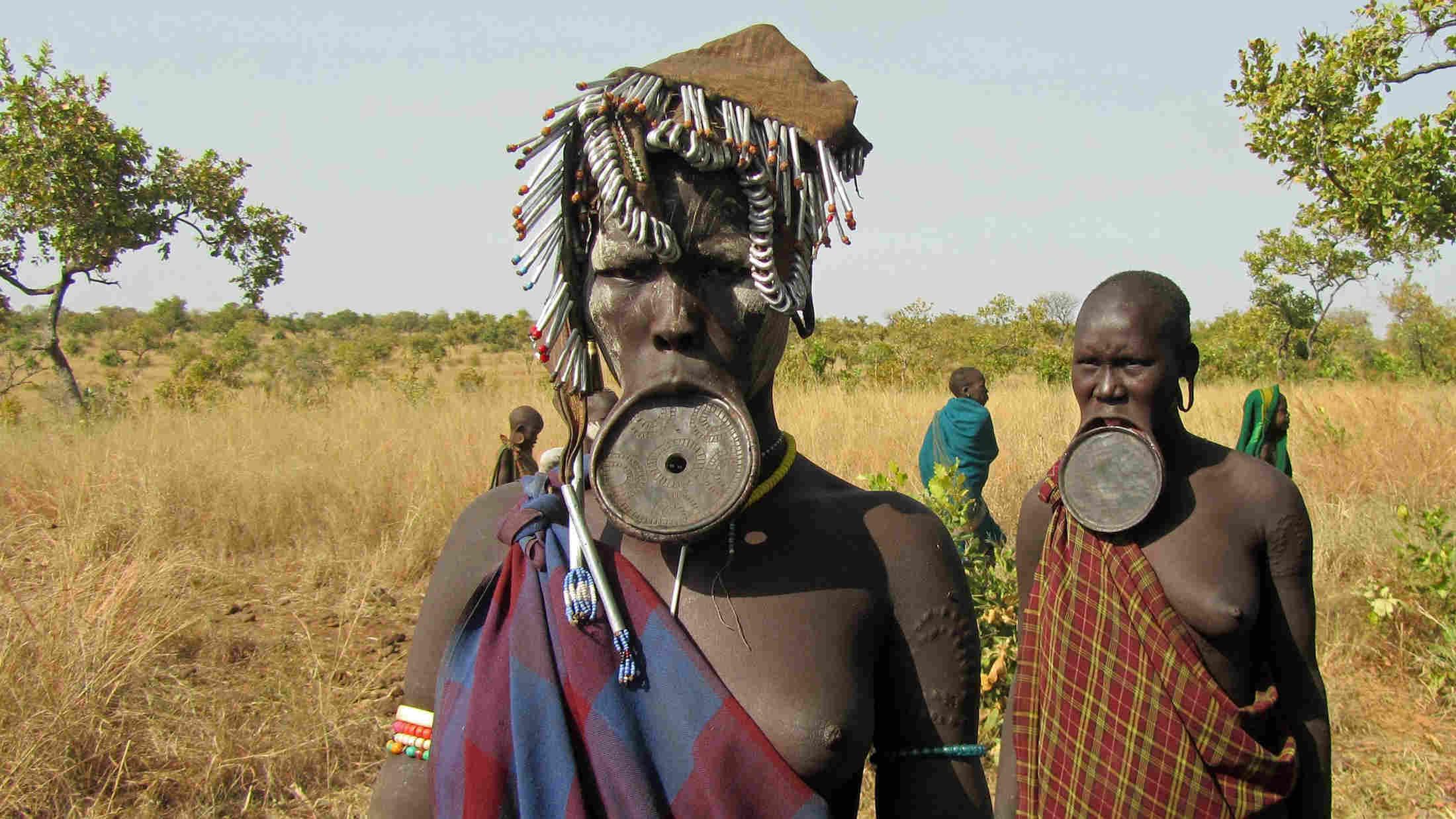 tribu Etiopia viaggio nella valle dell'Omo