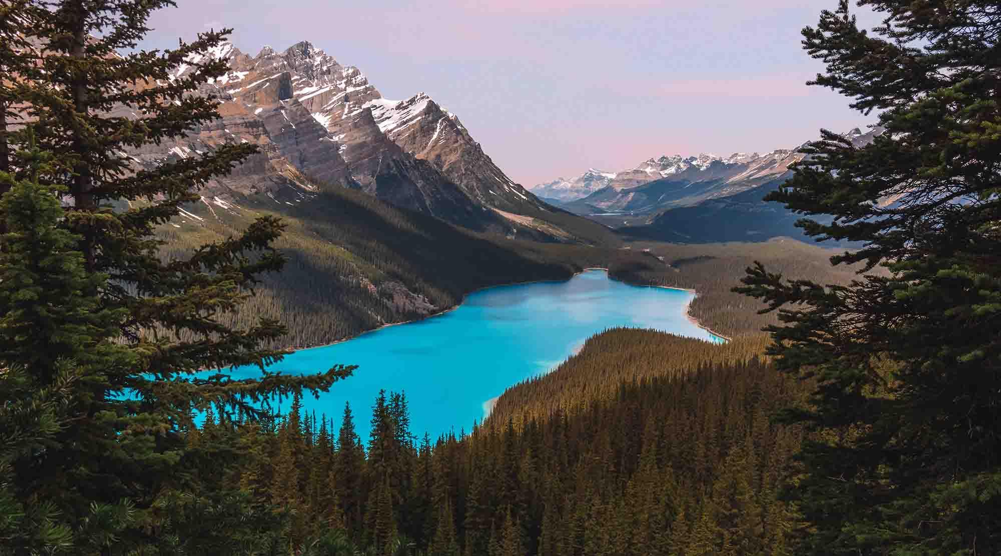 viaggio canada ovest