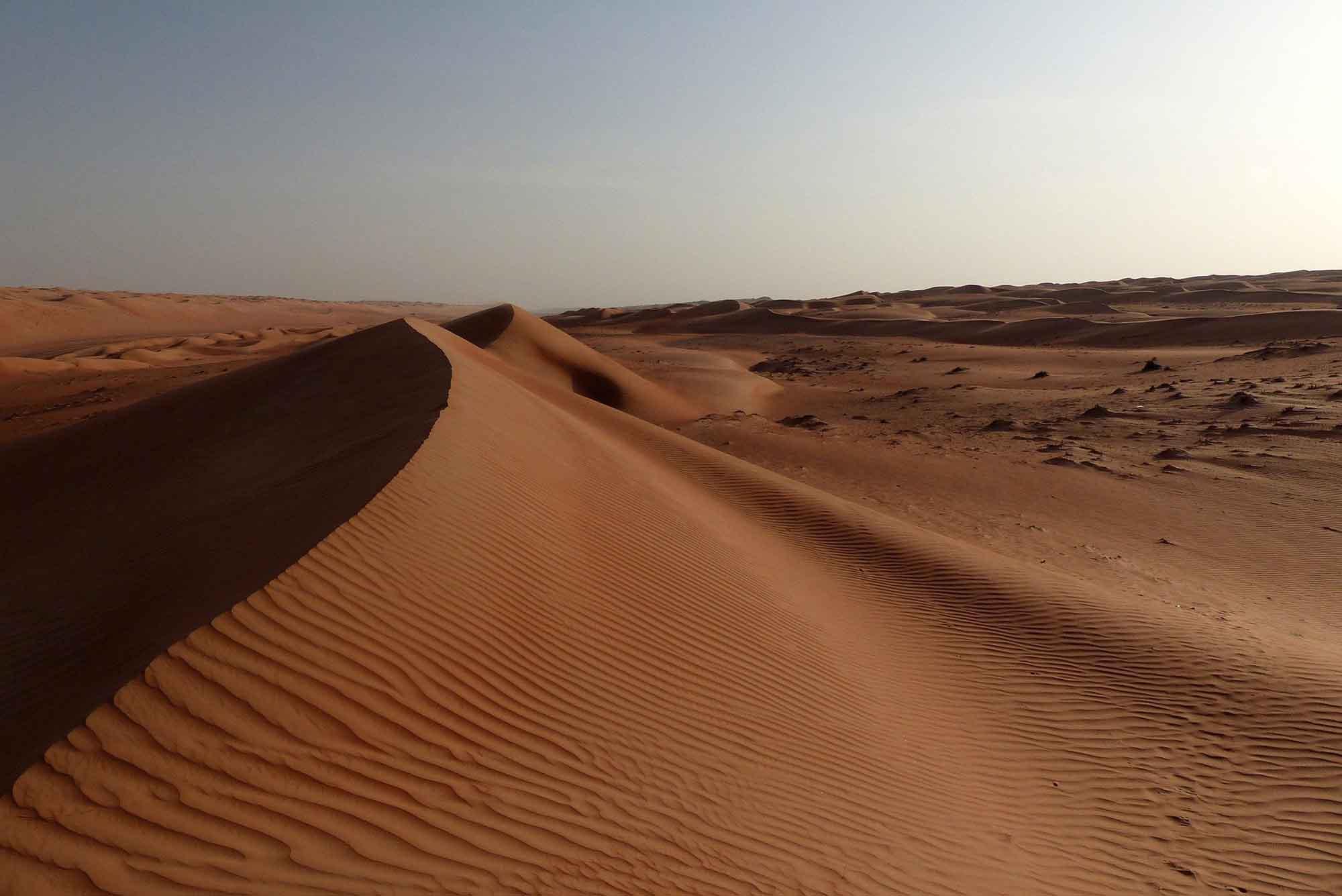 deserto mare
