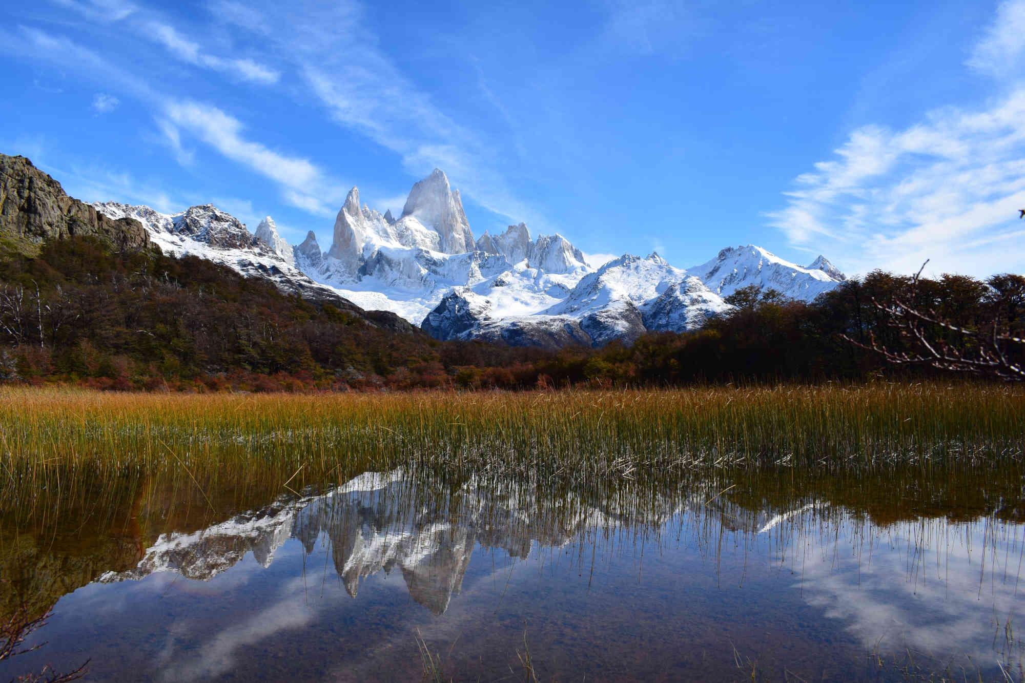 argentina el chalten patagonia